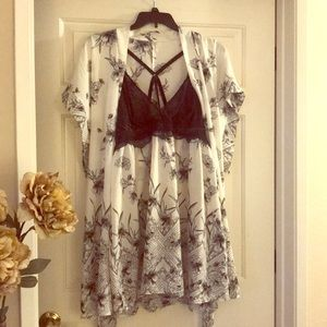 Beautiful Nightgown and Robe💋